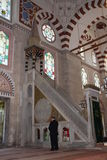 Sehzade Mosque and Tomb, Istanbul, Turkey Stock Image