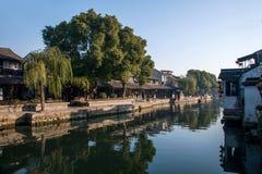 ----- Sei città del sud di Xitang Fotografia Stock