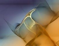 Seidiger Pastellhintergrund Stockfoto