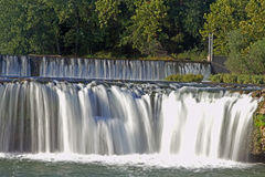 Seidiges Wasser Stockbilder