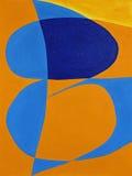Seien Sie in der abstrakten Hintergrundkunst Lizenzfreies Stockbild