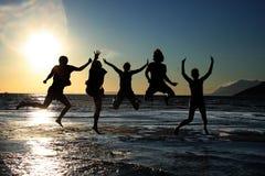 Seien Sie glücklich! Lizenzfreie Stockbilder