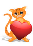 Seien Sie mein Valentinsgruß Lizenzfreies Stockfoto