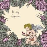 Seien Sie mein Valentinsgruß Lizenzfreie Stockbilder