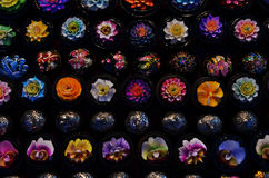 Seifen-Blumen Lizenzfreie Stockfotografie