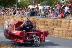 Seifen-Kasten-Rennen Rumänien Lizenzfreie Stockfotografie