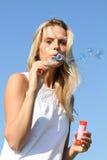 Seifen-Luftblasen Lizenzfreie Stockbilder