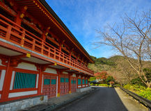 Seigantoji pagoda in Nachi, Japan Royalty Free Stock Photos