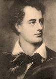 Seigneur Byron Photos stock