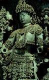 Seigneur dans le temple Image libre de droits