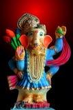 Seigneur Ganesha - forme de shrinathji Images libres de droits
