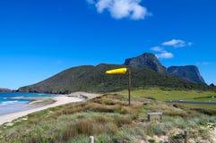Seigneur Howe Island Photographie stock libre de droits