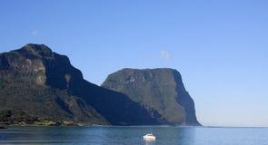 Seigneur Howe Island Photos libres de droits
