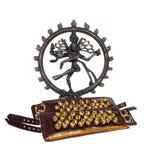 Seigneur indien de l'âNatrajâ de danse Image libre de droits