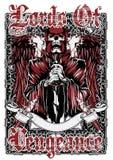Seigneurs de vengeance illustration de vecteur