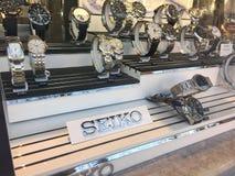 Seiko passt für Verkauf auf lizenzfreies stockfoto
