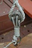 Seil. Lizenzfreies Stockfoto