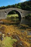 Seil Brücke Stockfoto