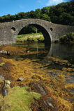 Seil Bridge Stock Photo