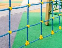 Seil für Spielplatz Lizenzfreies Stockbild