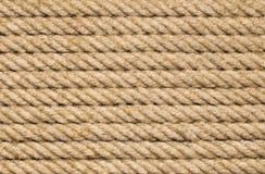 Seil-Hintergrund Lizenzfreies Stockfoto
