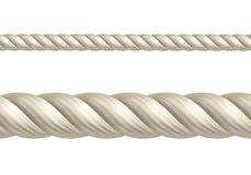 Seil, nahtloser Vektor Stockbild
