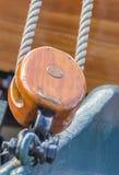 Seilrolle lizenzfreies stockbild