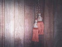 Seilvorhänge Stockbilder