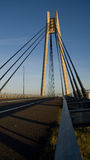 Seilzug-Brücke Lizenzfreies Stockfoto