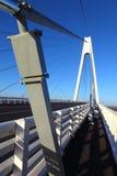 Seilzug-gebliebene Brücke Stockbild