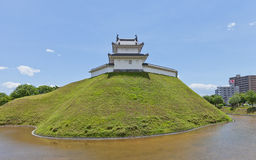 Seimeidai Turret of Utsunomiya Castle, Tochigi Prefecture, Japan Stock Image