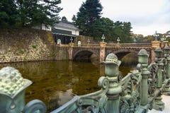 Seimon stonebridge Cesarski pałac w Tokio Obrazy Royalty Free
