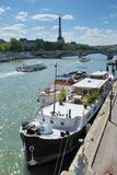 Seine. Royalty Free Stock Photo
