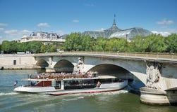 Seine. Stock Photo