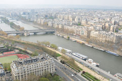 Seine Royalty Free Stock Image
