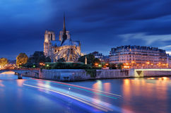 Seine. Royalty Free Stock Image
