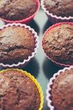 Seine Muffinzeit! lizenzfreies stockbild