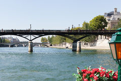 Seine, Paris. Royalty Free Stock Images
