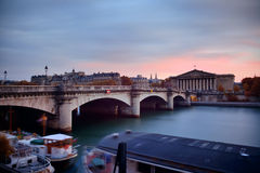 Seine Royalty Free Stock Image