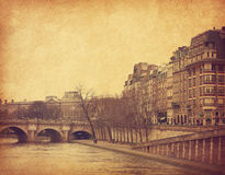 Seine Royalty Free Stock Photography