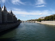 Seine Stock Photos