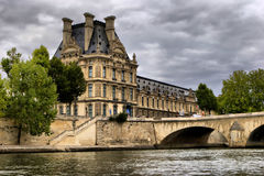 Seine River Royalty Free Stock Photos