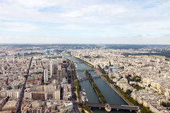Seine River Royalty Free Stock Photo