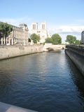 Seine river Stock Photos