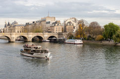 Seine River, Paris stock photos