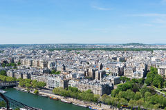 Seine River. Stock Image