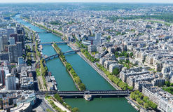 Seine River. Stock Images