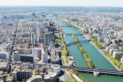 Seine River. Stock Photography