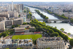 Seine River - Paris Royalty Free Stock Photography