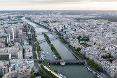 Seine River Paris Royalty Free Stock Images